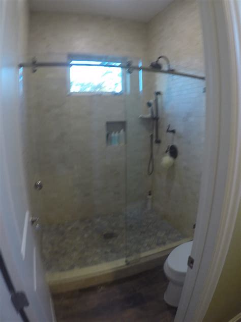 Cr Laurence Shower sliding glass shower doors patriot glass and mirror