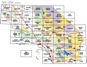 blm lands in map california map travel
