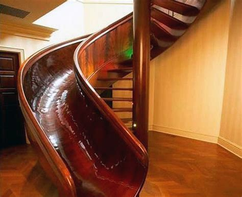 14 Unique And Spectacular Staircases Around The World Stair Slide