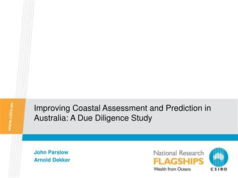 assessing and improving prediction and classification theory and algorithms in c books ppt improving coastal assessment and prediction in