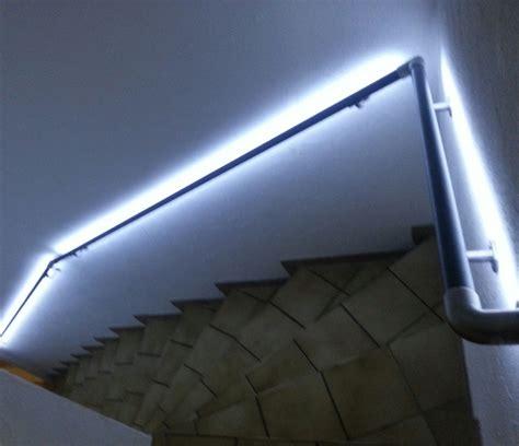beleuchtung im handlauf handlauf mit ledbeleuchtung beispiele im innenbereich