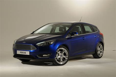 Ford Focus 2014 Facelift Pictures Auto Express