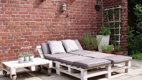 gartenmoebel selber bauen lounge ba hitoiro von garten