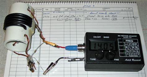 antenna trap capacitor 20 30 meter trap antenna w0xi i1wqrlinkradio