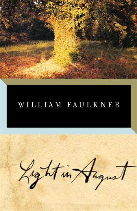 libro light in august vintage faulkner johngall