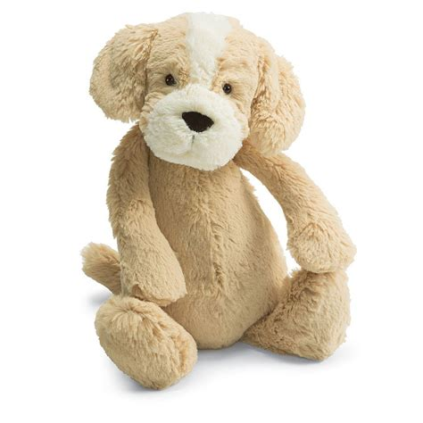 puppy honey bushful honey puppy 12 quot jellycat