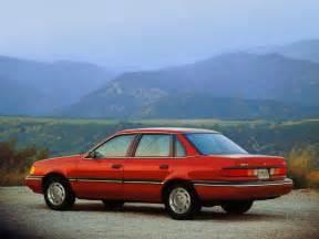 ford tempo sedan 1988 91