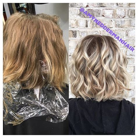 Aveda Color And Gray Hair | blonde balayage aveda color and finisher blonde
