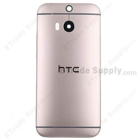 htc one m8 rear htc one m8 rear housing gold with logo only etrade