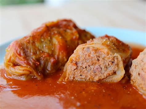 stuffed cabbage recipe dishmaps