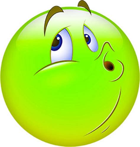 Morning Whistle Mpt A Green free smiley clipart graphics