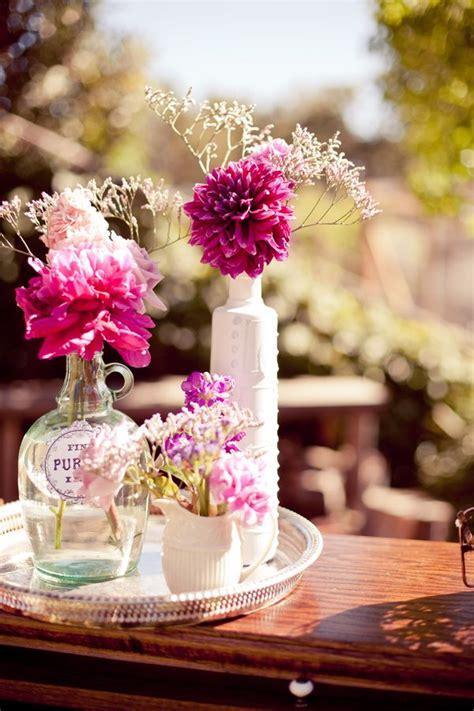 Tischdeko Hochzeit Fuchsia by Hochzeitsdeko Gr 252 N Fuchsia Execid