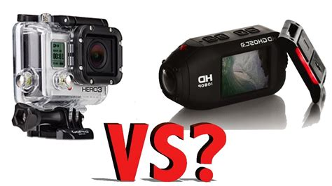 Drift Ghost gopro hd 3 vs drift hd ghost