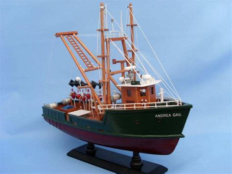 fishing boat model wholesale andrea gail 16 inch wholesale the perfect