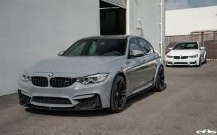 Bmw M Nardo Gray Bmw F80 M3 Gets Aftermarket Upgrades