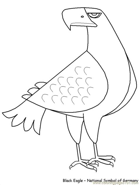 eagle coloring pages preschool coloring pages eagle countries gt germany free