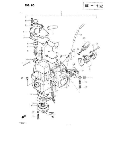 Suzuki Carry Parts Carburetor For Suzuki Carry Carry St90v 0 Megazip