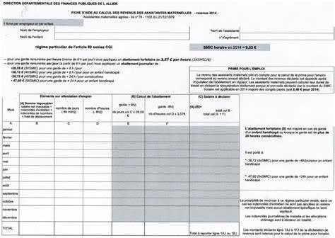 Imprime Credit Impot Formation 2015 Declaration Impot Autos Post