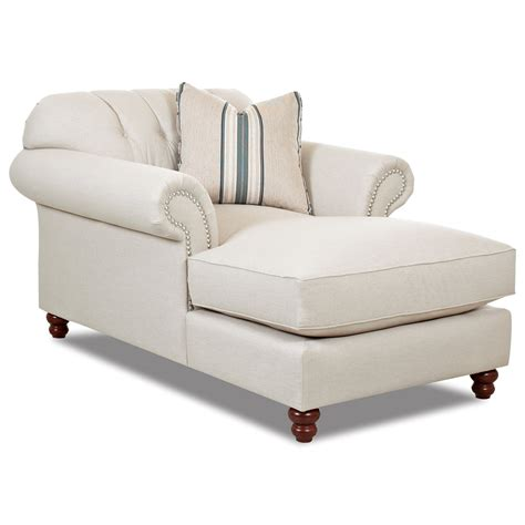 tufted rolled arm chaise traditional chaise with button tufted back rolled arms