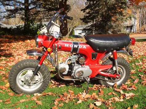 Ruby 5 70 Ct 1969 honda ct70 trail 70 ct 70 early silver tag ruby