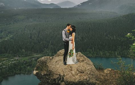elopement wedding packages in new a elopement in the woods nick