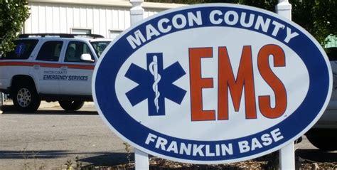 Macon County Nc Records Ems Hipaa Macon County Carolina Macon Nc Government