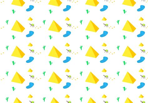 seamless pattern vector free free piramide seamless pattern vector illustration