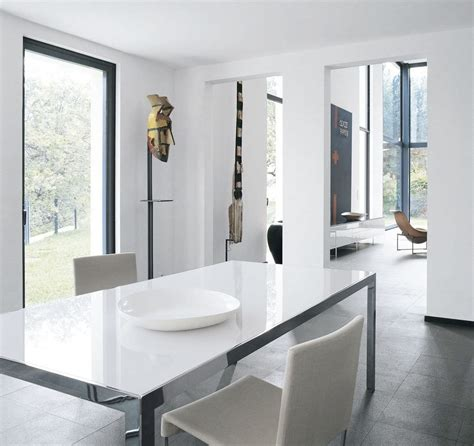 contemporary dining room table 25 sleek and cool contemporary dining tables
