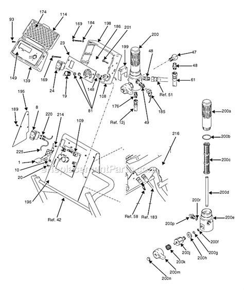 graco 395 parts diagram graco wiring diagram ingersoll rand wiring diagram 138dhw co