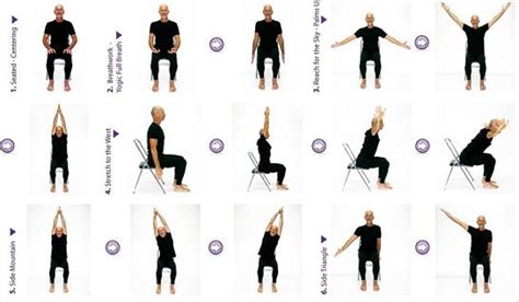 chair stretches for seniors is much in vogue nowadays it s actually become