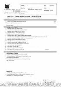 interior design quotation varsity park condominium renovation by plus interior