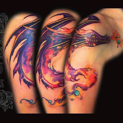 watercolor tattoos fire 78 best images about ideas on tribal