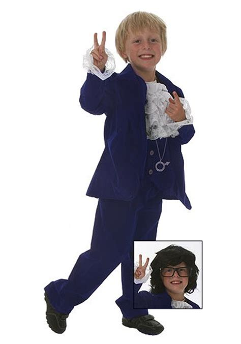 swinging suits deluxe kids 60 s swinger costume kids retro sixties suits