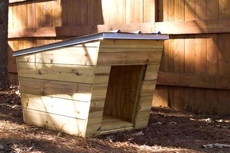 dog house instructions modern dog house instructions 5 diy home pinterest