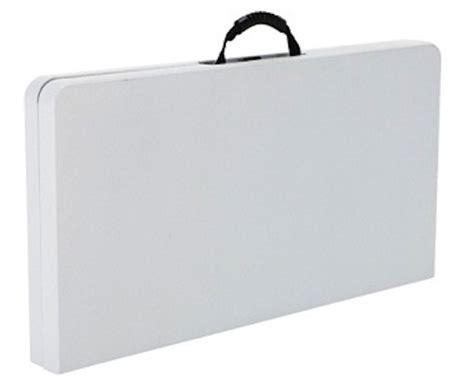 lifetime card tables 280228 white granite fold in half