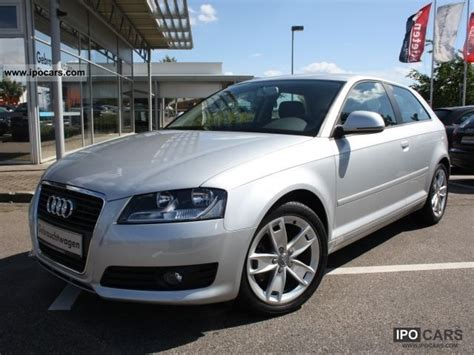 2009 audi a3 ambition air conditioning heated seats center armrest car photo and specs 2009 audi a3 2 0 tdi dpf ambition euro 5 air alu car photo and specs