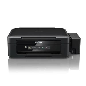 Printer Epson L355 All In One epson l355 ultra low cost wireless all in one printer
