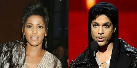 How Did Prince And Tamron Hall Meet | how did prince and tamron hall meet