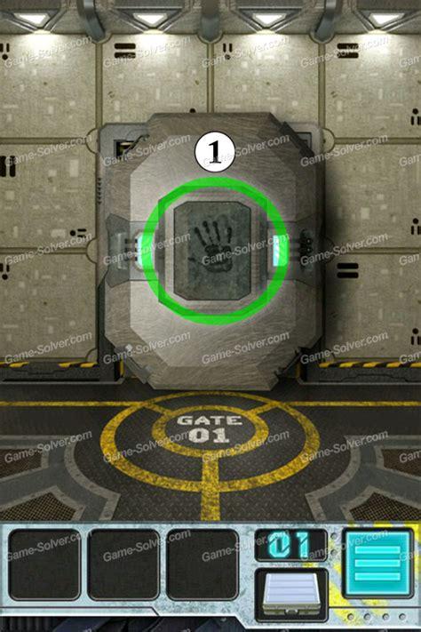 100 doors alien space level 6 100 doors aliens space walkthrough game solver