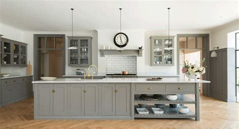 kitchen images shaker kitchens by devol handmade painted kitchens