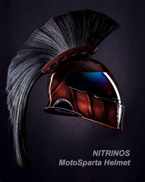 Motorradhelm Katzenohren by Spartan Motorcycle Helmets