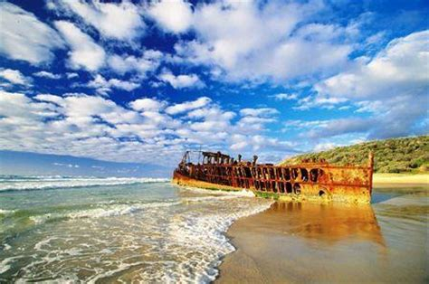 fraser island attractions