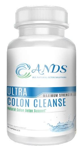 Ultra Clear Detox Shake by Ands Ultra Colon Cleanse