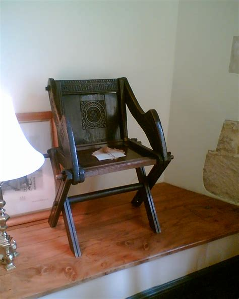 Watchmans Chair by Glastonbury Chair