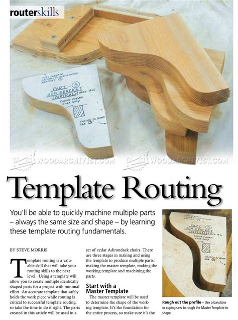 routing templates template routing woodarchivist