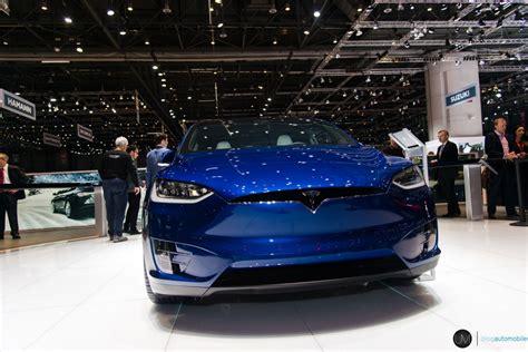 Tarif Tesla Model X