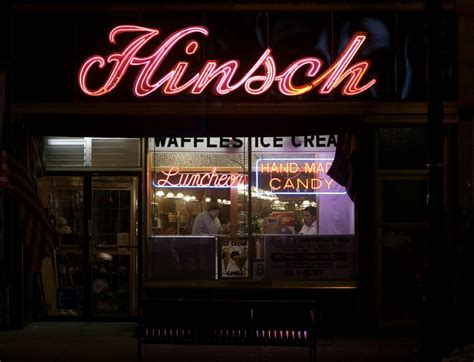 Kaos Iphone Glow In The project neon hinsch s confectionery on 5th avenue