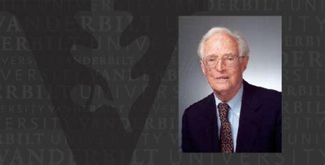 Vanderbilt Mba Average Age by Former Federal Reserve Governor And Longtime Vanderbilt