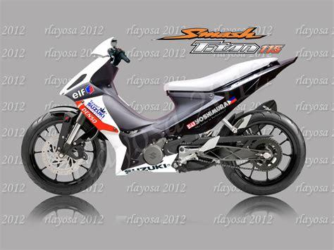 Suzuki Smash 115 Rear Set Suzuki Suzuki Smash 115 Moto Zombdrive
