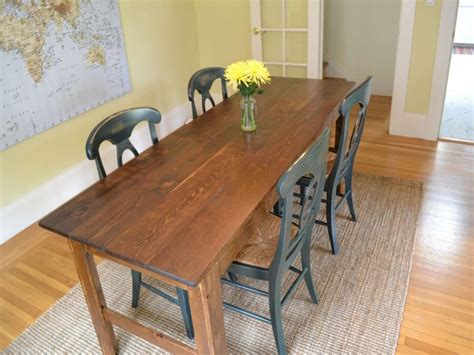 traditional farmhouse style dining table ideas 4 homes